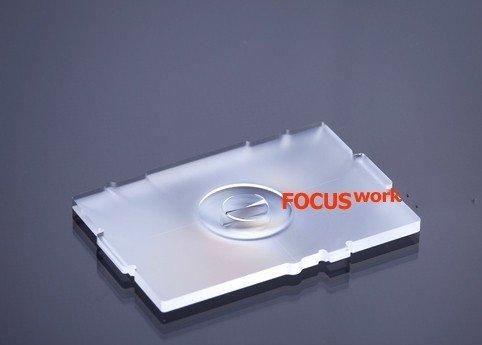 (180° Big eye Split Image Focusing Screen For Canon EOS 5D mark III 5D3 camera )