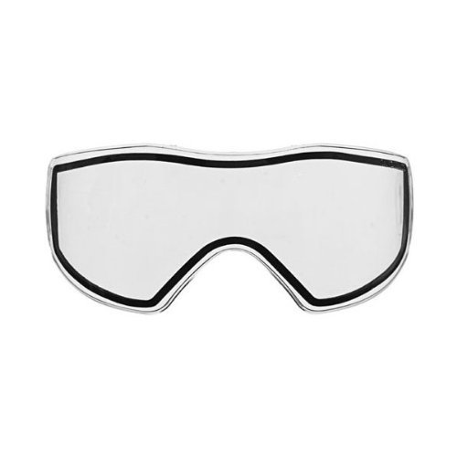 Dual Pane (VForce Grill Dual Pane Thermal Paintball Lens - Clear)