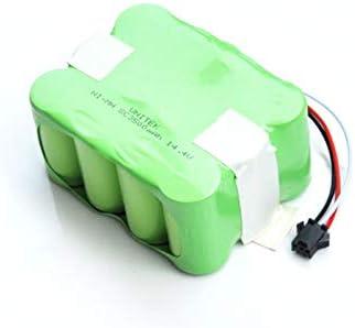 FCQLR Compatible para 14.4V Ni-Mh SC Rechargeable batería 3500mAh Vacuum Cleaner Robot para KV8 XR210 XR510 XR210A XR210B XR510B Zebot Z520 Fmart R770: Amazon.es: Electrónica