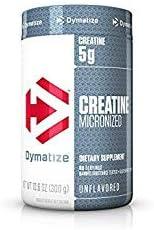 Dymatize Creatine Micronized , 1er Pack (1 x 300 g)