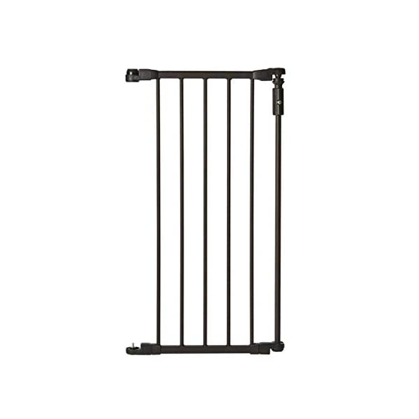 North States 6 Bar Extension for the Bronze Deluxe Décor Gate: Adds an additional 15 inches to the width of the gate for extra wide spaces (15″ width, Bronze)