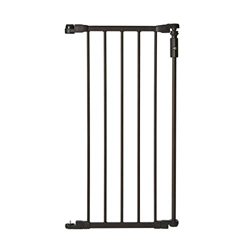 North States 6 Bar Extension for the Bronze Deluxe Décor Gate: Will add an additional 15 Inch to the width of the gate for extra wide spaces (Adds 15 Inch width, Bronze)