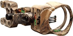 TRUGLO Carbon XS Lightweight Carbon-Composite Bow Sight,...