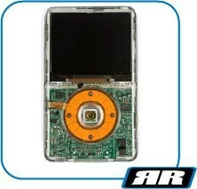Amazon Com Ivue Clear Panel For Ipod Video With Tools Electronics