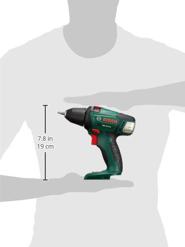 Bosch PSR 18 LI-2 Cordless Drill Driver Without Battery and Charger