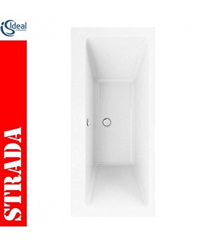 Ideal Standard Strada Duo K260701 vasca 170x75 cm, bianco: Amazon.co ...