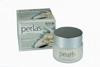 Pearls Face Cream 50 Ml by I LOVE ME - Skin has no sex