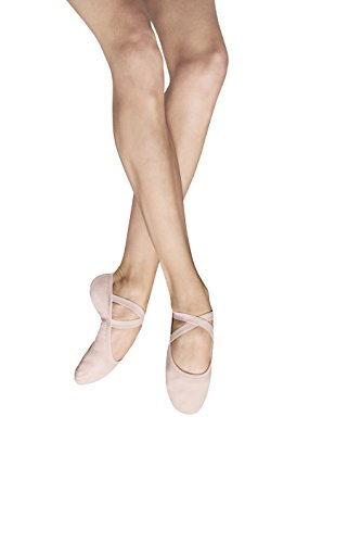 Bloch Dance Women's Performa Dance Shoe, Theatrical Pink, 2.5 B US