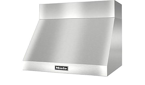 Miele DAR 1225 - Campana extractora de pared (76 cm): Amazon.es: Grandes electrodomésticos