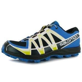 factory authentic 29150 7ea49 Salomon Fellraiser Mens Trail Running Shoes: Amazon.co.uk ...