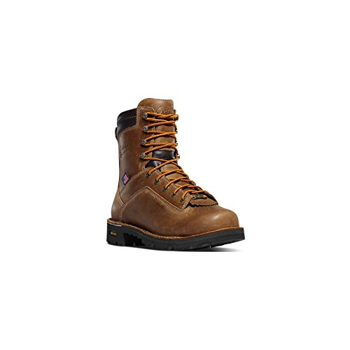 UPC 098397852791, Danner Men's Quarry USA AT Work Boot,Distressed Brown,9 EE US
