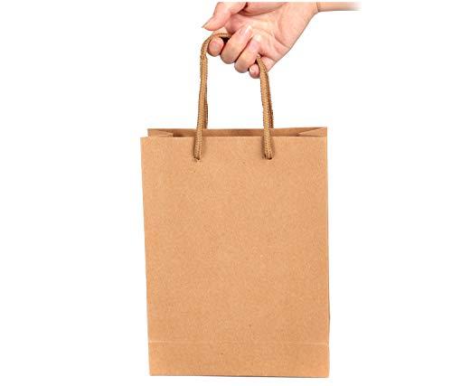 Brown Craft Bags 7.87