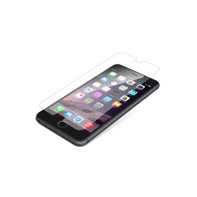 Price comparison product image ZAGG IPPHGC-F00 invisibleSHIELD for Apple iPhone 6 Plus -HD GLASS -Screen Protector -Case Friendly