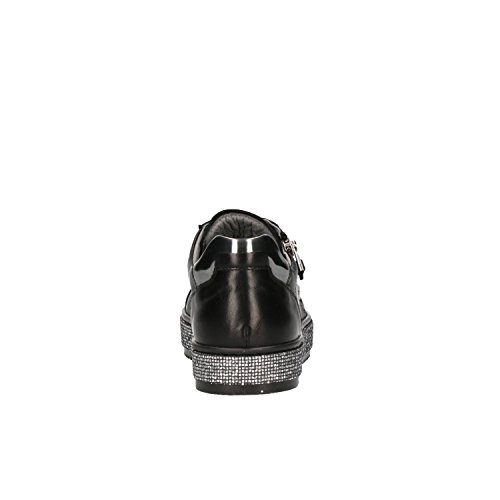 Giardini Noir Nero Baskets A806670D pour Femme Noir pqxgSPxd