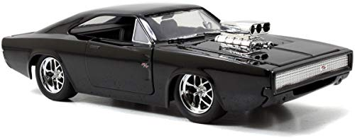 Jada Toys Fast & Furious 1:24 Diecast  1970 Dodge Charger Street