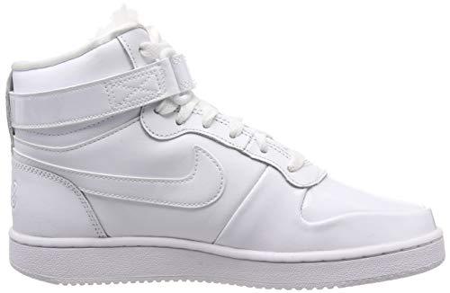 Blanc Chaussures Prem De Fitness Ebernon white black Femme Mid 101 Wmns white Nike g4q8t