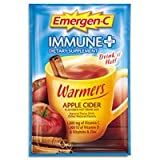 Emergen-C Immune+ Warmers Apple Cider, 10 ct. (Pack of 2) Review