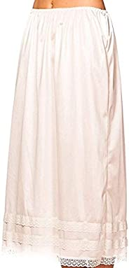 Patricia Womens Underdress Half Slip Lace Snip-it (17-36 inches S-XXXL)