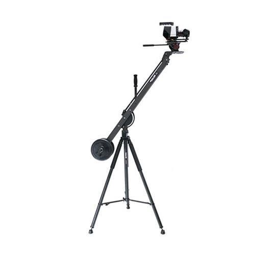 ProAm USA Taurus Jr Heavy DutyコンパクトDSLRビデオカメラJib Crane角度調整、4 ft   B00IO3XN0Y