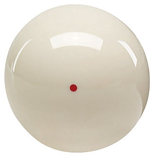Red Dot Cue Ball (Genuine Aramith Red Dot Cue Ball - 2 1/4