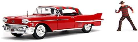 1:24 Nightmare – '57 Cadillac W/Figure