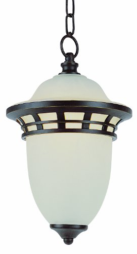 Pewter Outdoor Pendant Lighting