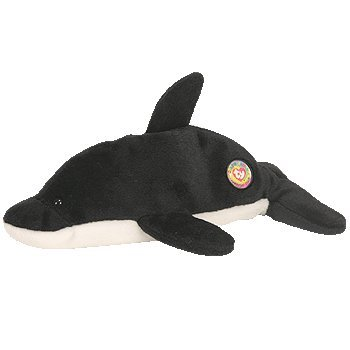 50fa148312d TY Beanie Baby - SPLASH the Whale (BBOC Exclusive)  Toy   Amazon.co.uk   Toys   Games