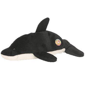 TY Beanie Baby - SPLASH the Whale (BBOC ()