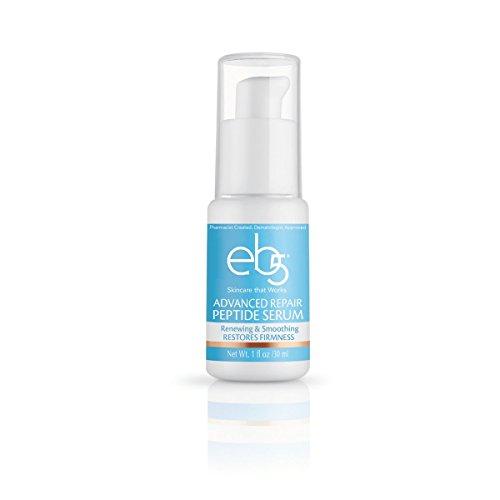 eb 5 Advanced Repair Peptide Serum, Renewing, Hydrating, Vibrant Skin, Fragrance Free, 1fl oz (Eye Serum Renewing)