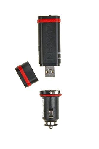 Inforad K3 - Asistente de ayuda a la conducción para GPS, color negro (Importado): Amazon.es: Deportes y aire libre