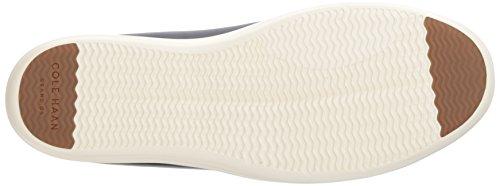 Cole Haan Menns Grand Crosscourt Ii Sneaker Marineblå Skinn Burnish