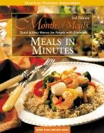 Download Month of Meals: Meals in Minutes PDF