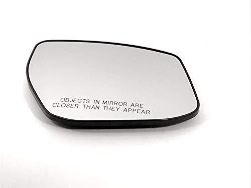 (VAM Fits 13-18 Altima Sedan, Sentra 16-18 Maxima Passenger Mirror Glass w/Holder See Details Multiple Options)
