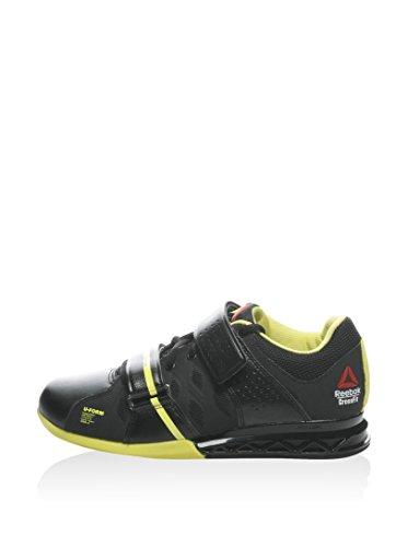 Reebok Zapatillas Deportivas R Crossfit Lifter P Negro/Verde EU 36