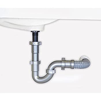 snappy trap universal drain kit for bathroom sinks. Black Bedroom Furniture Sets. Home Design Ideas