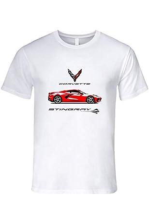 2020 Mid Engine Corvette C8 Patriotic Unisex Hoodie