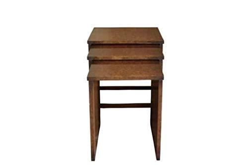 - OAM Vintage Art Deco Nesting Tables