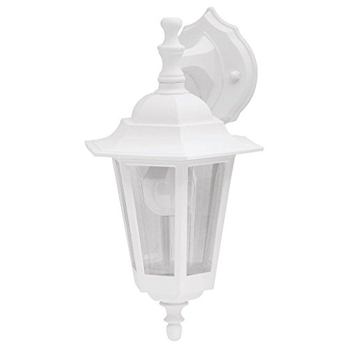 Newport Coastal Bonita Wall-Mount Outdoor Lantern (7971 Glass)