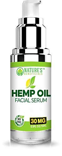Organic Hemp Facial Serum