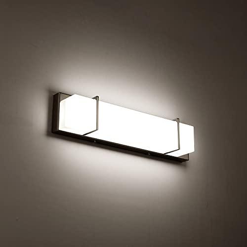 Bathroom Vanity Light Fixtures Modern Bathroom Lighting Fixtures Over Mirror 18.9