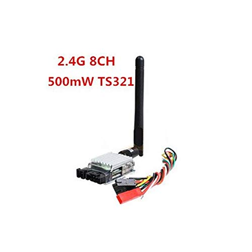 FPV 2.4G 500mW 8 Channel Wireless AV Transmitter Module for RC Multicopter RC Drone