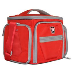 Fitmark Shield, Red
