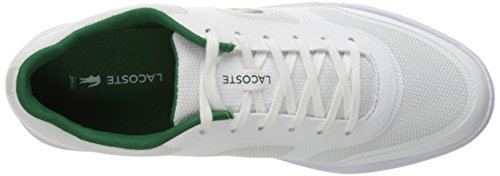 Lacoste Hombre Explorateur Sport 117 1 Casual Shoe Moda Sneaker Blanco