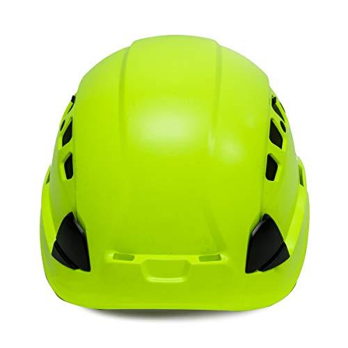Petzl Vertex Vent Hi-Viz Visibility Yellow Climbing Helmet A10VYAHV by PETZL (Image #2)