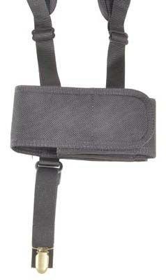 Desantis DSD Shoulder Holster - Right, Black - SMG 9mm -