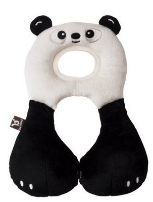 Nabance Travel Friends Baby Head and Neck Support (Panda)