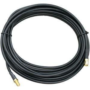 MPD Digital rg8x SMA Male to SMA Female Coaxial Jumper (Sma Jumper Cables)