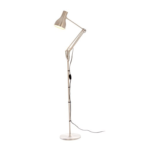 Type 75 Floor Lamp - Silver - Anglepoise (Anglepoise Type)