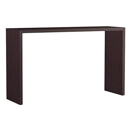 arne カウンターテーブル バーテーブル セミオーダー 日本製 幅150cm 奥行45cm 高さ90cm コンソールテーブル 机 テーブル 木製 Zero-X 15045HH 北欧チーク B079KZK37R 幅150×奥行45,北欧チーク