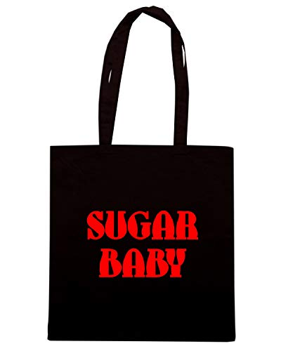 Shopper Nera BABY SUGAR 43237 FUN0332 Borsa R5wdqR